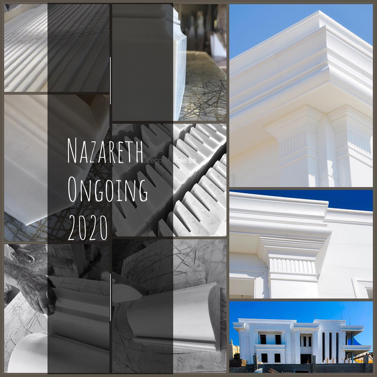 Ongoing Project Nazareth 2020
