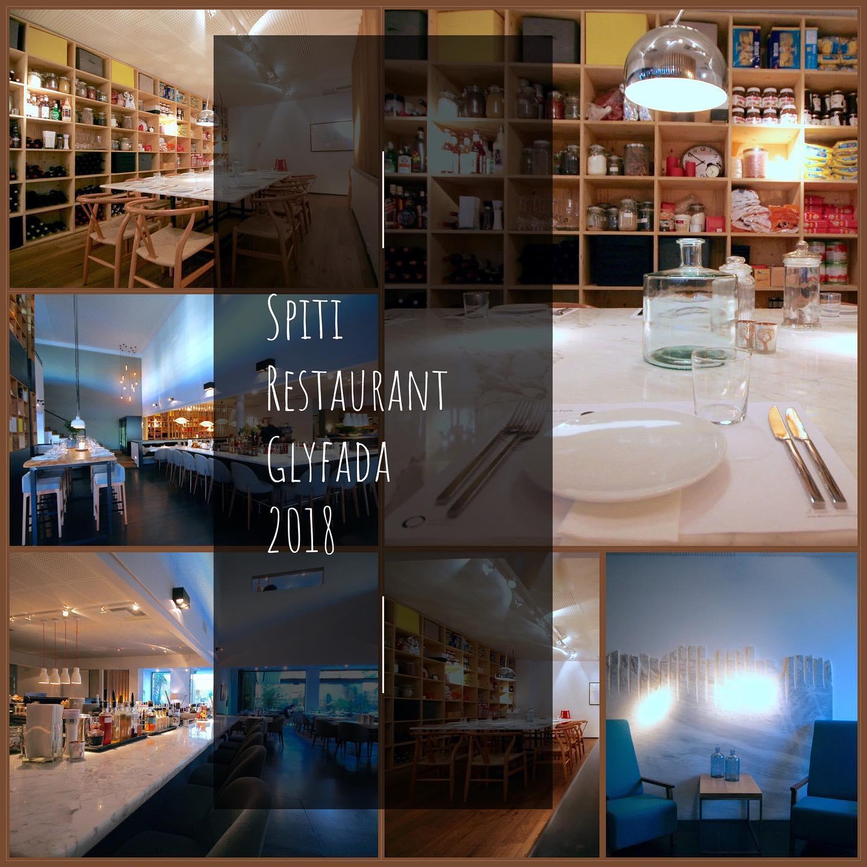 Spiti Restaurant Glyfada Athens 2018